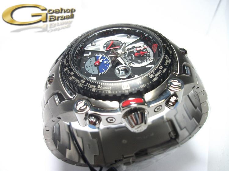 c057a472766 relogio orient  Relógio Orient Flytech Titânio