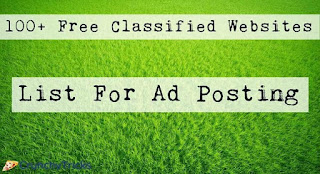 free classified websites list