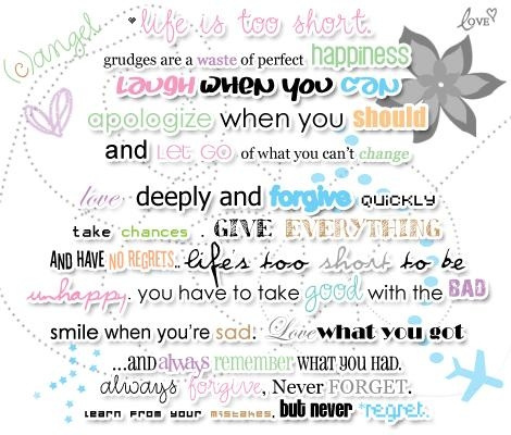 love quotes myspace