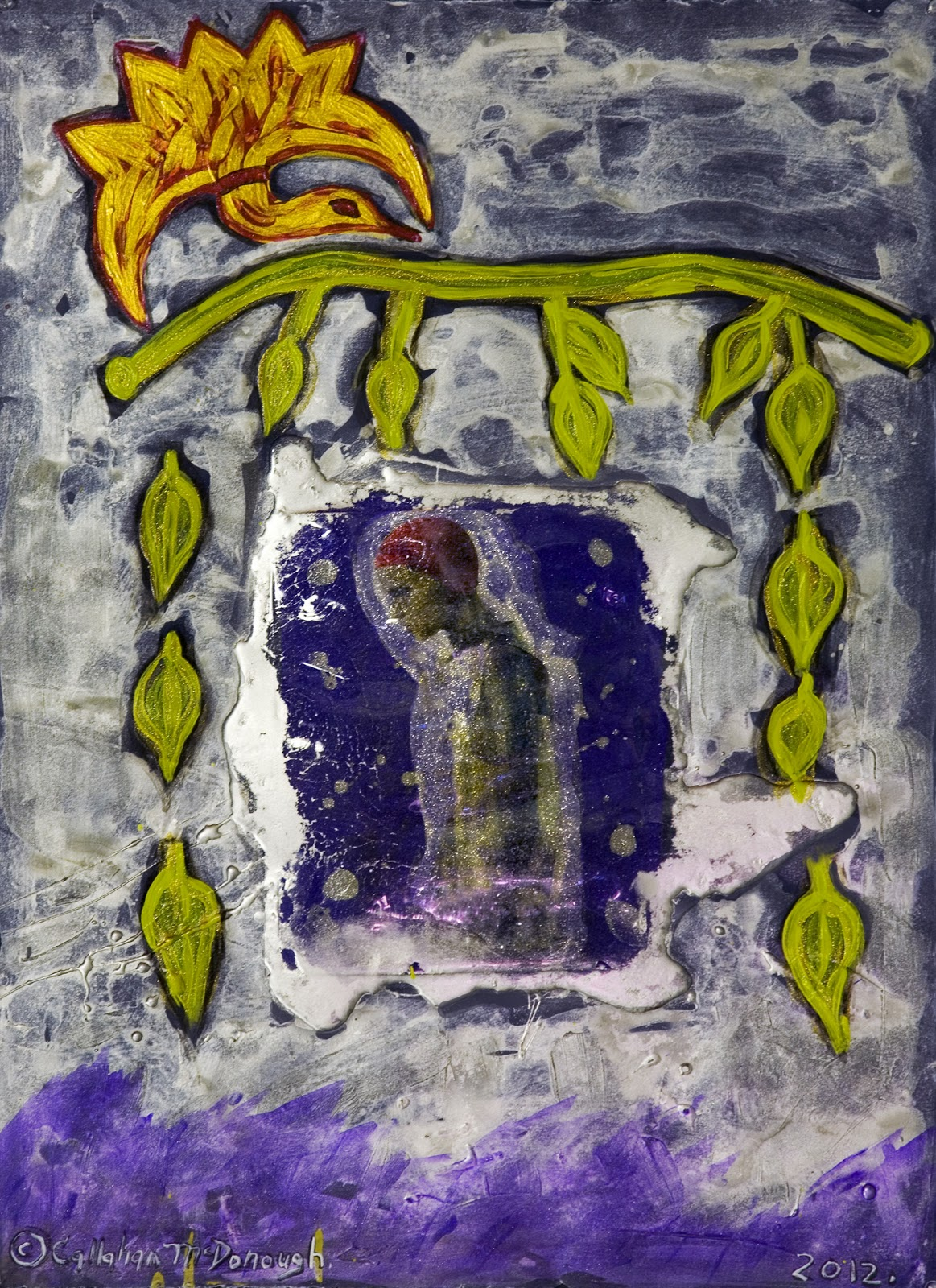 coffee with hallelujah  spiritual art pilgrim interview