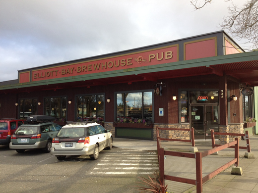 Douglas Park Cooperative A Visit To Elliott Bay Brewhouse