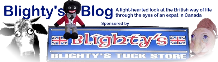 Blighty&#39;s Blog