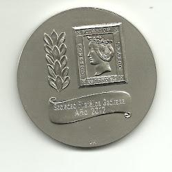 MEDALLA FESOFI 2012
