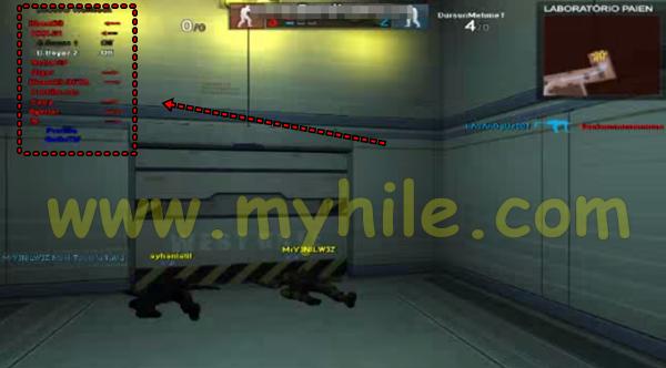 Wolfteam Türkiye Wallhack Loop Hilesi 16.09.2014 + Video