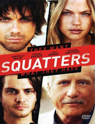 Ver Squatters (2014) Online