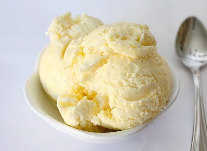 Pina colada ice cream recipes