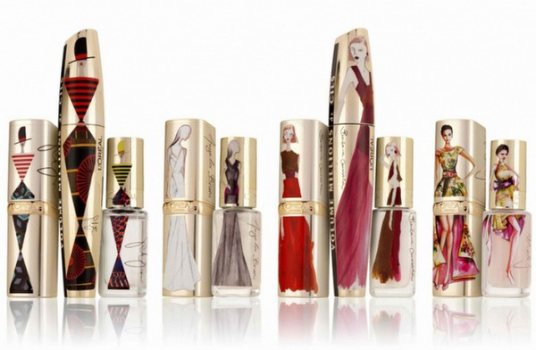 Coleção Extase Lagune pela L'Oréal.