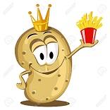 raja kentang
