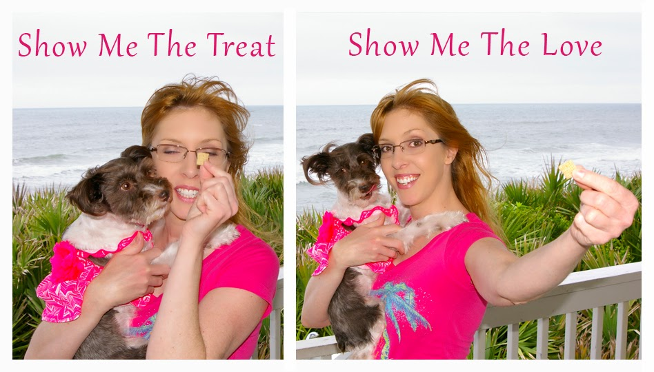 Pixel wants her Mommy to Show her the Treats & the Love