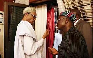 Benue killings: Buhari, Ortom in closed door meeting
