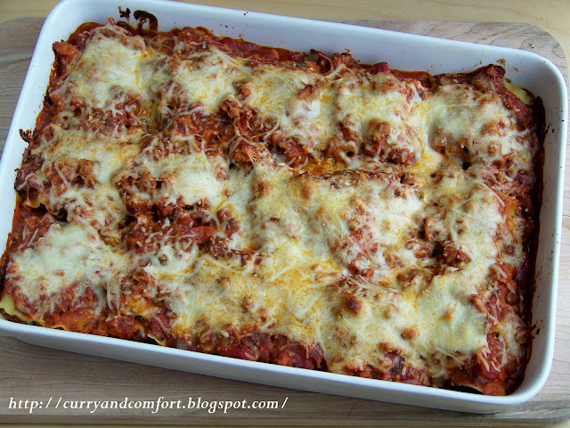 anoma kitchen how to make lasagna