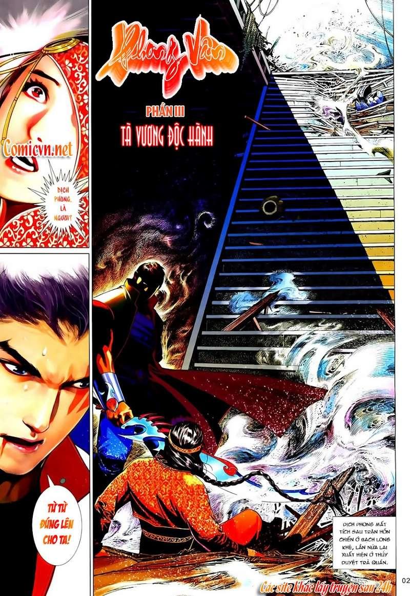Phong Vân chap 629 Trang 2 - Mangak.info