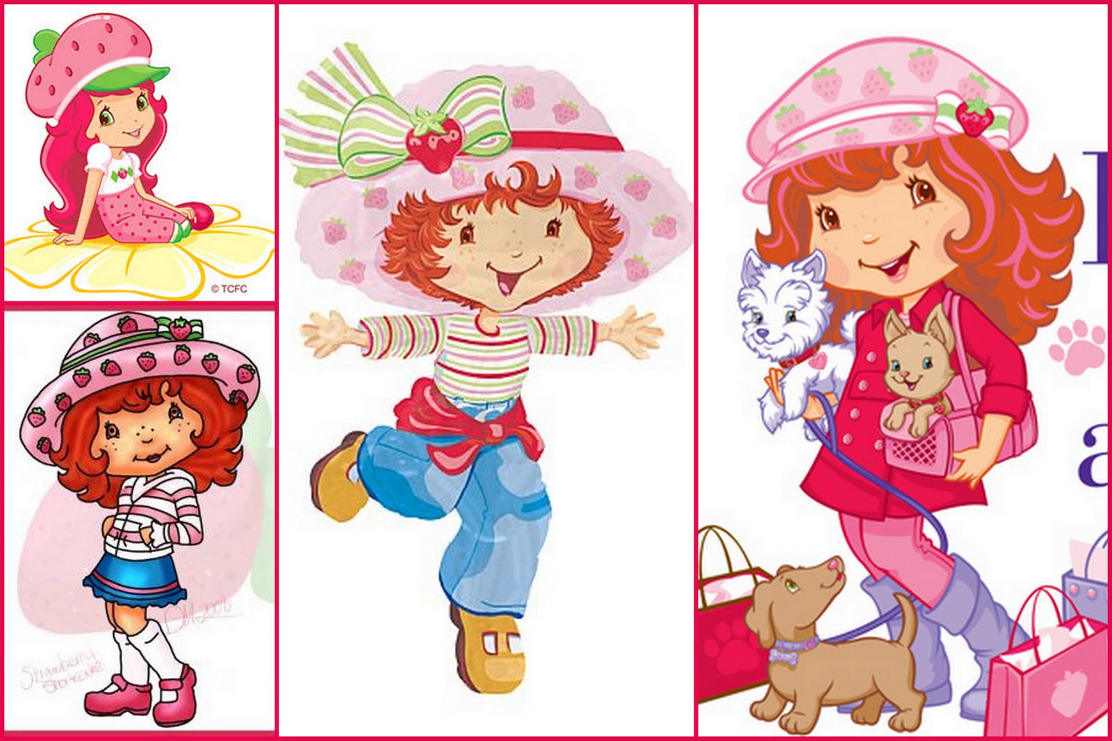 Niffer All Grown-Up: Strawberry Shortcake