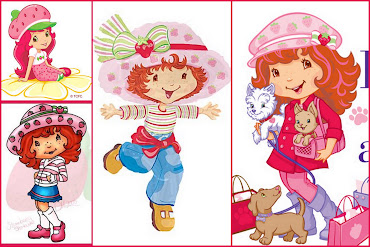 #5 Strawberry Shortcake Wallpaper