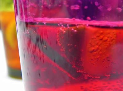 Πως χρωματίζουμε τα ποτά