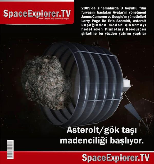 Asteroit, ay, Ay'daki madenler, Gök taşı madenciliği, gök taşları, mars, mars one, nasa, Uzayda hafriyat, Uzaydaki madenler,