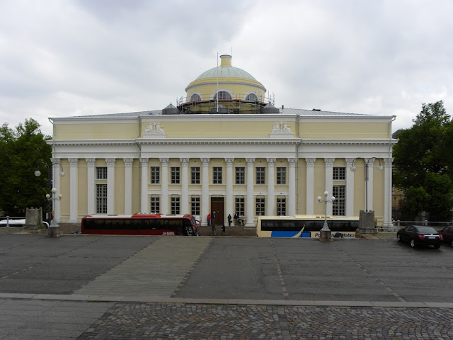 National Library Helsinki