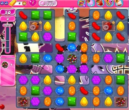 Candy Crush Saga 717