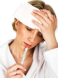 Síntomas que presenta la Influenza