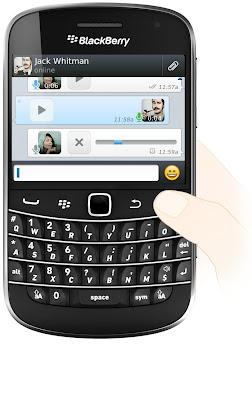 Download WhatsApp Messenger for BlackBerry