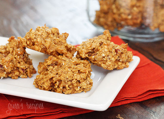 Chewy Low Fat Banana Nut Oatmeal Cookies Recipes — Dishmaps