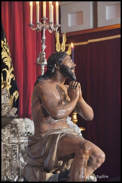 Besapiés a Nuestro Padre Jesús de las Penas 2015