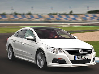 Volkswagen CC R-Line Wallpapers