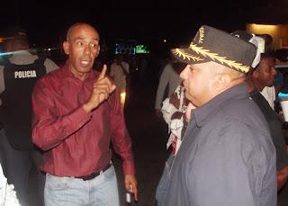 Denuncian el General Suardí enfrenta al PRD; dispersa a bombazos fiesta juventud perredeísta en SDE