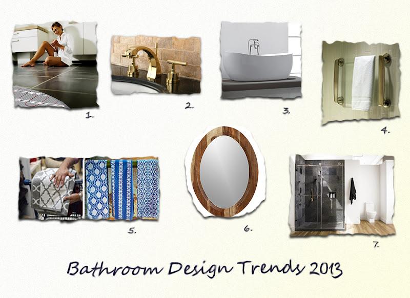 Fresh Coat of Paint: Bathroom Design Trends for 2013 title=