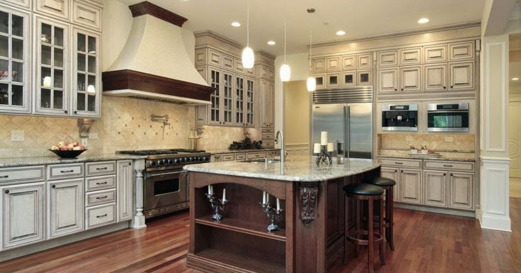 Best Two Color Kitchen Cabinets Ideas Kitchen Color Ideas