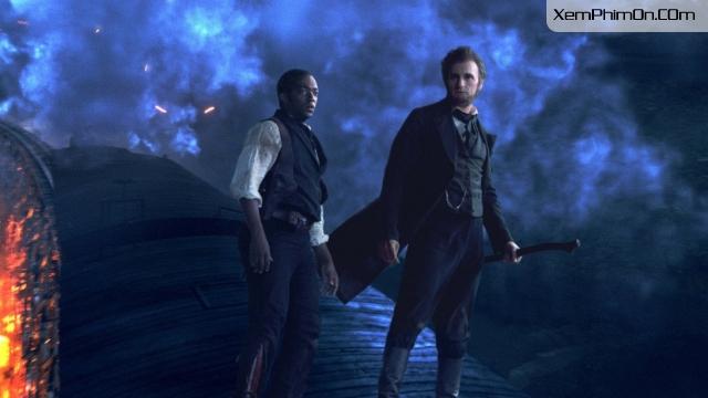 Thợ Săn Ma Cà Rồng, Abraham Lincoln Vampire Hunter