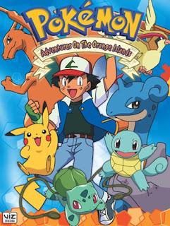 Bửu Bối Thần Kỳ 1 2 3 - Pokemon Season 1 2 3