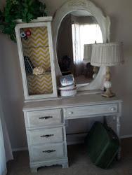 Desk/ vanity - Sold