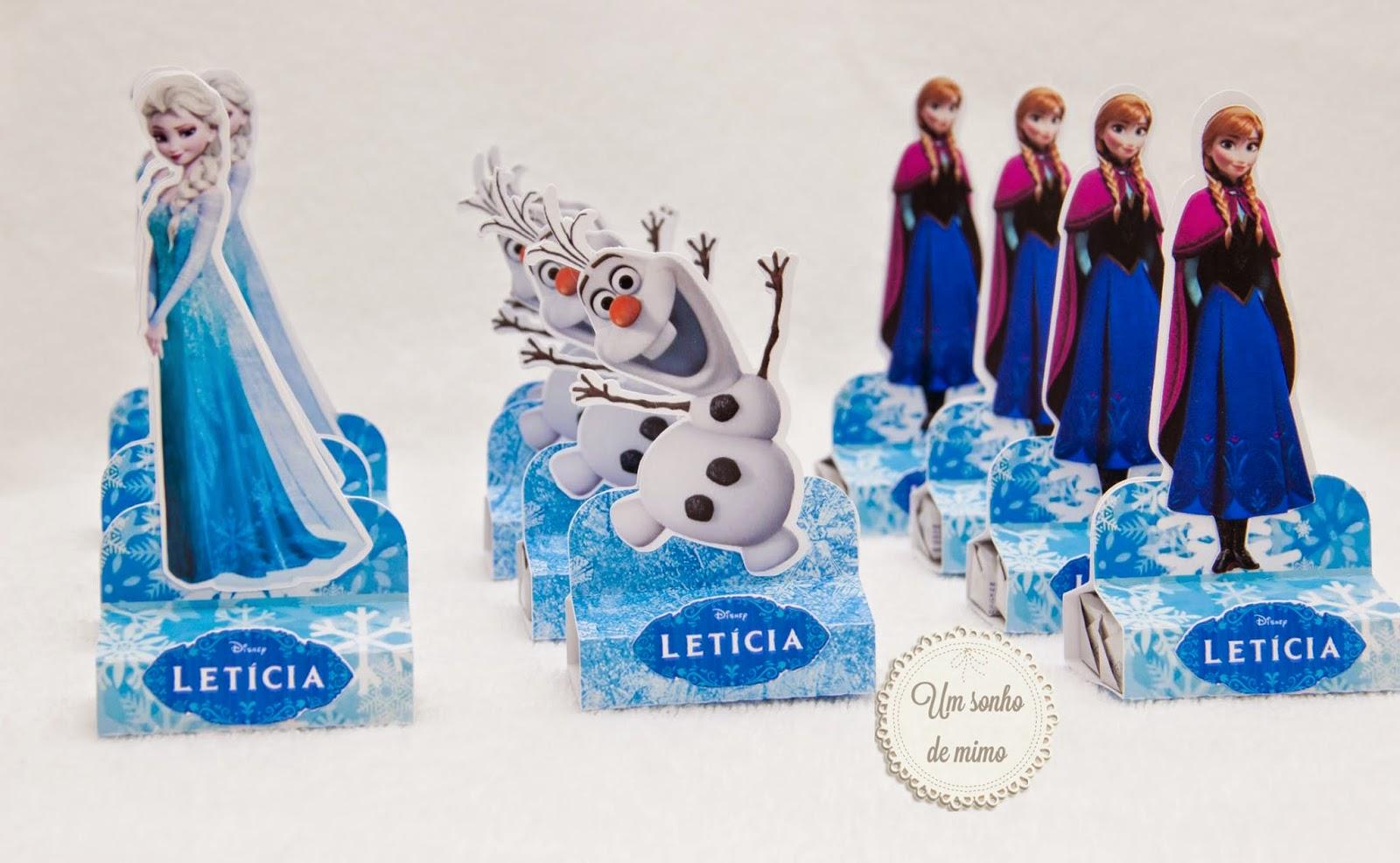 personalizados Frozen, festa frozen, Frozen, Frozen BH, Bis duplo, Bis duplo Frozen