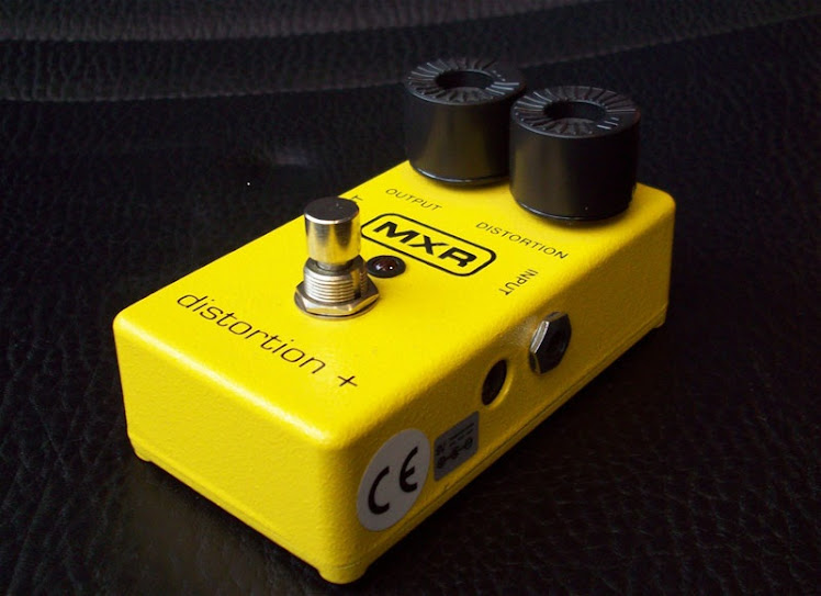 Pedal Distortion Plus MXR