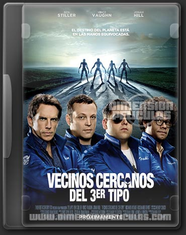 The Watch (DVDRip Español Latino) (2012)