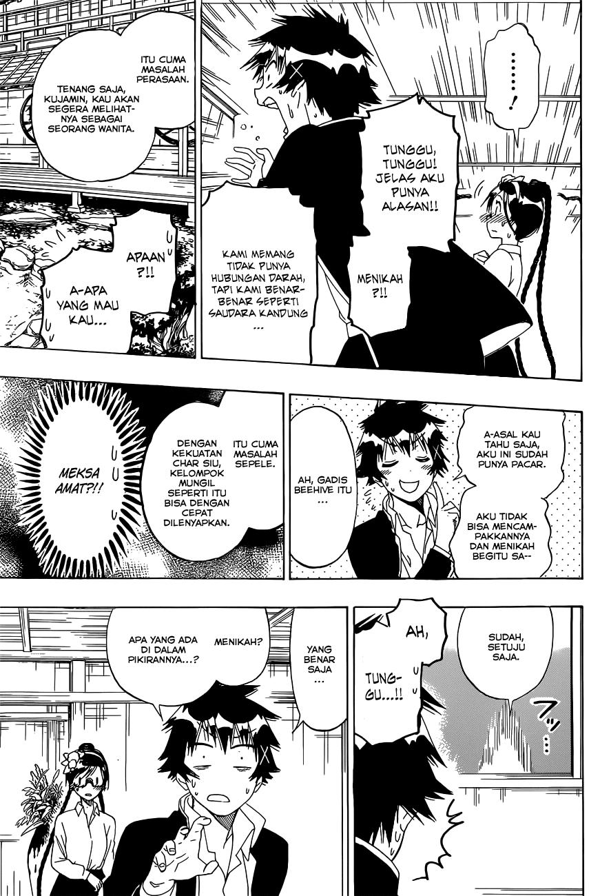 Komik nisekoi 148 - pewaris 149 Indonesia nisekoi 148 - pewaris Terbaru 13|Baca Manga Komik Indonesia|