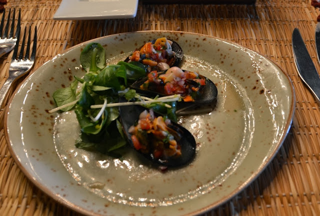 Carpe Diem Barcelona mussels
