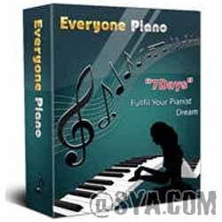 Download EveryOnePiano, simulator piano di PC