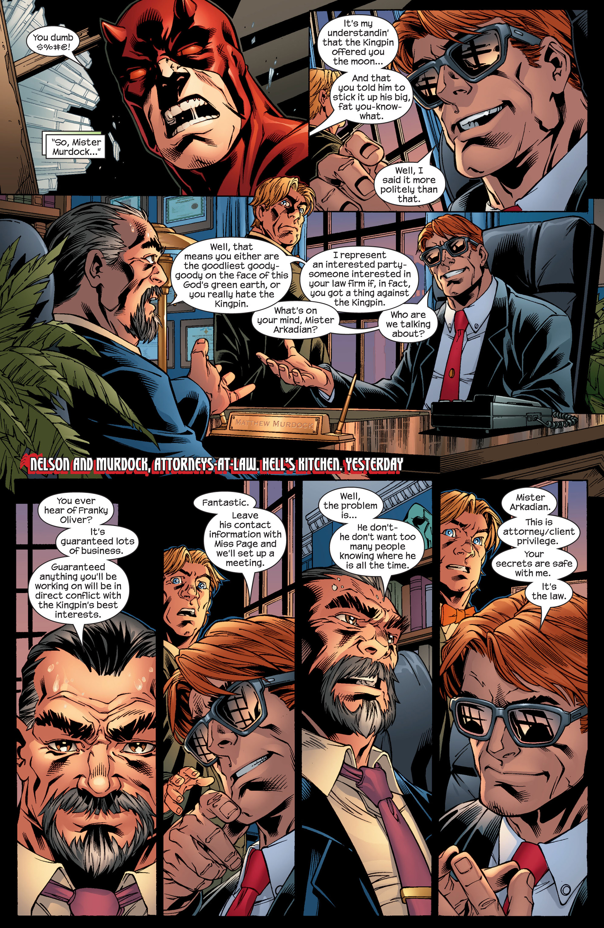 Ultimate Spider-Man (2000) _Annual 2 #2 - English 14
