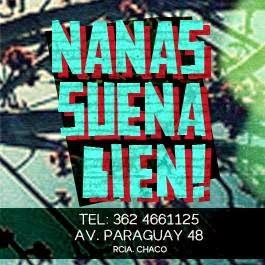 Nanas Suena Bien!