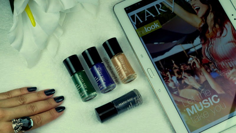 Lançamento Mary Kay: Esmaltes Outono/Inverno 2015
