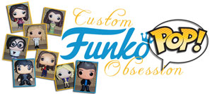 Custom Funko Pop Obsession