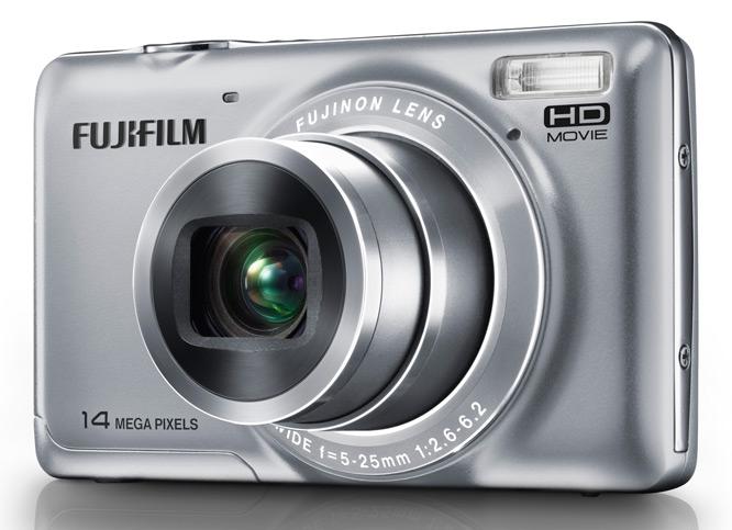 Harga kamera digital Fujifilm FinePix JX370 Rp 979,000