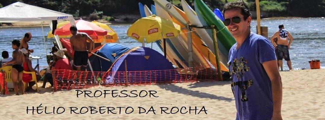 Professor Hélio Roberto da Rocha