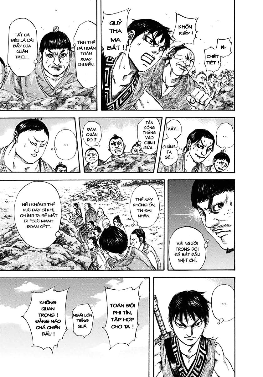 Kingdom – Vương Giả Thiên Hạ (Tổng Hợp) chap 122 page 11 - IZTruyenTranh.com
