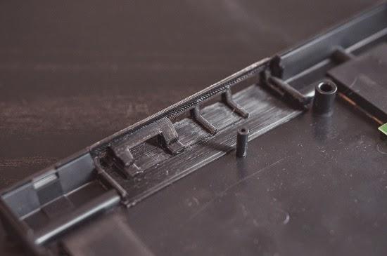 impressão 3d das conexões