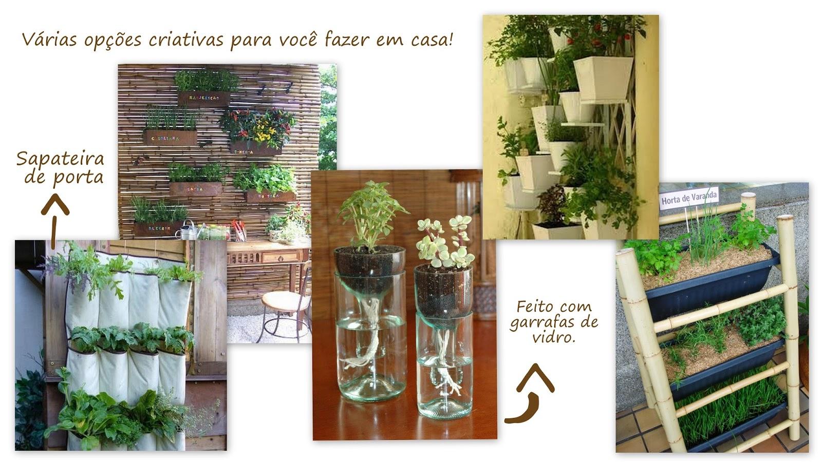 Construindo Minha Casa Clean 45 Hortas Incr Veis Na Decora O Da  ~ Horta De Temperos Na Cozinha