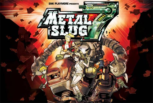 Free New Metal Slug 7 Java Games « Mobile4pp