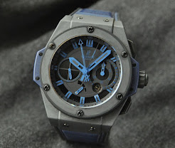 Hublot King Power Split Second